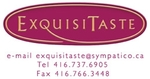 EXQUISITASTE