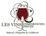 Les vins d'importation privée