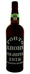 Krohn Colheita 1994, Duoro Bottle