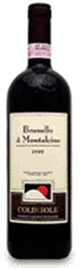 Coldisole Brunello Di Montalcino 2000 Bottle