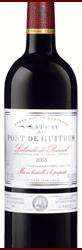 Château Au Pont De Guitres 2003 Bottle