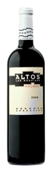 Altos Las Hormigas Malbec 2006, Mendoza Bottle