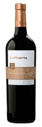 La Puerta Bonarda Reserva 2005, Famatina Valley, Estate Grown $ Btld. Bottle