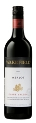 Wakefield Merlot 2005, Clare Valley, South Australia Bottle