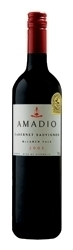 Amadio Cabernet Sauvignon 2005, Mclaren Vale, South Australia Bottle