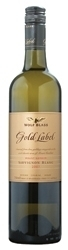 Wolf Blass Gold Label Sauvignon Blanc 2007, Mount Gambier, South Australia Bottle
