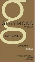 Glaymond Wines Gerhard Grenache 2005, Barossa Valley, South Australia Bottle