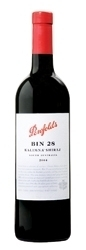 Penfolds Bin 28 Kalimna Shiraz 2004, South Australia Bottle