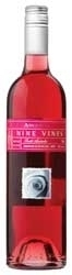 Angove's Nine Vines Grenache/Shiraz Rosé 2008, South Australia Bottle