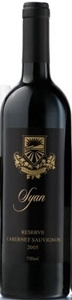 Syan Reserve Cabernet Sauvignon 2005, Pyrenees, Victoria (Summerfield Wines) Bottle