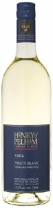Henry Of Pelham Pinot Blanc 2007, VQA Short Hills Bench, Niagara Peninsula Bottle
