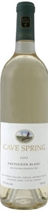 Cave Spring Cellars Estate Bottled Sauvignon Blanc 2006, VQA Beamsville Bench, Niagara Peninsula, Ontario Bottle