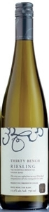 Thirty Bench Riesling 2007, VQA Beamsville Bench, Niagara Peninsula Bottle