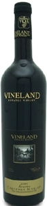 Vineland Estates Elevation Cabernet/Merlot 2005, VQA Niagara Escarpment Bottle