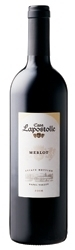 Casa Lapostolle Merlot 2006, Rapel Valley, Estate Btld. Bottle