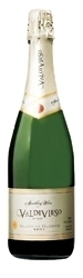 Valdivieso Blanc De Blancs Sparkling Wine Brut 2008, Méthode Traditionnelle Bottle