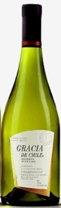 Gracia De Chile Reserva Superior Chardonnay 2006, Bío Bío Valley, Temporal Estate Vineyards (Vinedos Y Bodegas Córpora) Bottle