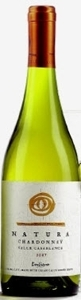 Natura Chardonnay 2007, Casablanca Valley, Made With Organically Grown Grapes (Emiliana) Bottle