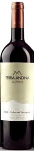 Terra Andina Altos Syrah/Cabernet Sauvignon 2005, Maipo Valley Bottle