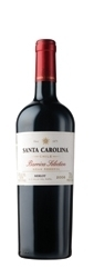 Santa Carolina Barrica Selection Merlot 2006, Do Rapel Valley Bottle