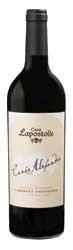 Casa Lapostolle Cuvée Alexandre Cabernet Sauvignon 2006, Colchagua Valley, Apalta Vineyard Bottle