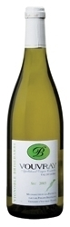 Vignoble Brisebarre Vouvray Sec 2005, Ac Bottle
