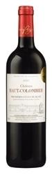 Chateau Haut Colombier 2005, Ac 1er Cotes De Blaye Vign. Jean Chety & Fils, Expl. Bottle