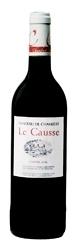 Chateau De Chambert Le Causse 2004, Ac Cahors Joel Delgoulet Bottle