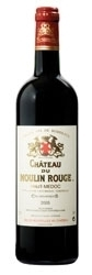 Chateau Du Moulin Rouge 2005, Ac Haut Medoc, Cru Bourgeois Pelon Ribeiro, Prop. Bottle