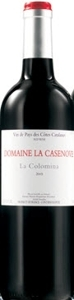 Domaine La Casenove La Colomina 2005, ôtes Catalanes (Etienne Montès, Prop. Récolt.) Bottle