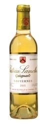 Château Lamothe Guignard Sauternes 2005, Ac, 2e Grand Cru Bottle