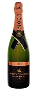 Moët & Chandon Grand Vintage Brut Rosé Champagne 2000 Bottle