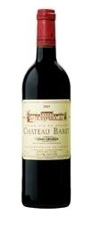 Château Baret 2003, Ac Pessac Léognan Bottle
