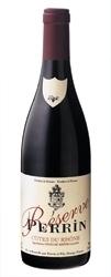 Perrin Réserve 2007, Ac Côtes Du Rhône Bottle