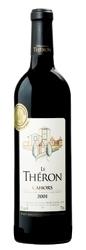 Le Théron 2001, Ac Cahors (Domaine Du Théron) Bottle