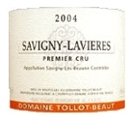 Domaine Tollot Beaut Savigny Lavieres 2005, Ac Savigny Les Beaune, 1er Cru Bottle
