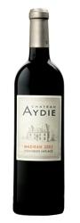 Château Aydie Madiran 2005, Ac (Vign. Laplace) Bottle