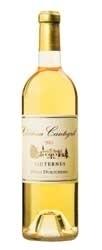 Château Cantregil 2001, Ac Sauternes (Domaines Denis Dubourdieu) Bottle