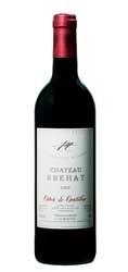 Château Brehat 2001, Ac Côtes De Castillon (J. De Monteil, Prop.) Bottle