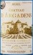 Château D'argadens 2004, Ac Bordeaux Supérieur Bottle