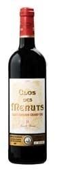 Clos Des Menuts 2004, Ac Saint Emilion Grand Cru (Pierre Rivière, Prop.) Bottle