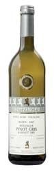 Bötzinger Pinot Gris Kabinett Dry 2007, Qmp, Estate Btld. (Winzergenossenschaft Bötzingen) Bottle