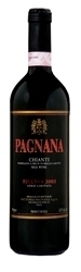 Pagnana Chianti Riserva 2003, Docg, Serie Limitata Bottle