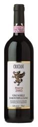 Crociani Vino Nobile Di Montepulciano Riserva 2003, Docg Bottle