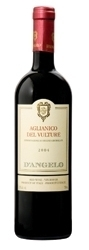 D'angelo Aglianico Del Vulture 2004, Doc Bottle