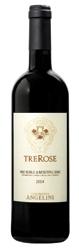 Angelini Trerose Vino Nobile Di Montepulciano 2004, Docg Bottle