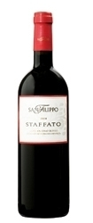 San Filippo Staffato Rosso 2004, Doc Sant'antimo Bottle