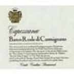 Capezzana Barco Reale Di Carmignano 2006, Docg Bottle