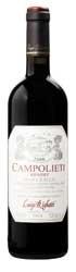 Luigi Righetti Ripasso Campolieti 2006, Doc Valpolicella Classico Superiore Bottle