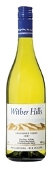 Wither Hills Sauvignon Blanc 2007, Marlborough, South Island Bottle